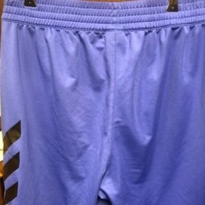 Blue Running Shorts Adidas XL